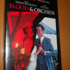 BLOOD AND ORCHIDS -(TV MINI SERIE 1986 ) FILM DE COLECTIE DVD ORIGINAL - Film drama warner bros. pictures, Engleza