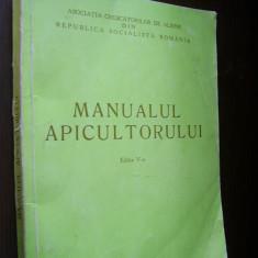 MANUALUL APICULTORULUI  EDITIA A V A .