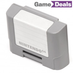 Nintendo 64 Memory Card (Memorycard) NOU, Card memorie