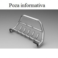 Bullbar inox compatibil DACIA DUSTER - Bullbar auto