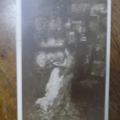 CARTE POSTALA ILUSTRATA SEMNATA DE BARBU BREZIANU - Carte Postala Muntenia 1904-1918