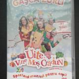 Gasca Zurli - DVD Video cu Muzica pentru copii Altele ( Videoclipuri )