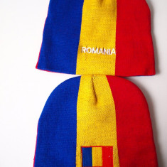 2 FETE caciula -fes ROMANIA cu STEAG (stema sapca palarie basc) RO30 - Fes Barbati, Marime: Marime universala, Culoare: Din imagine
