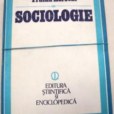 SOCIOLOGIE-TRAIAN HERSENI 1982 - Carte Sociologie