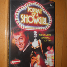 PORTRAIT OF A SHOWGIRL ( 1982 ) - FILM DE COLECTIE DVD ORIGINAL - Film Colectie, Engleza