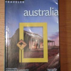 AUSTRALIA-ROFF MARTIN SMITH - Carte Geografie
