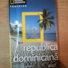 REPUBLICA DOMINICANA. GHID DE CALATORIE de CHRISTOPHER P. BAKER - Carte Geografie