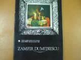 Zamfir Dumitrescu pictura catalog expozitie 1989 Orizont Bucuresti