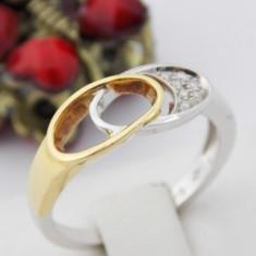 Inel aur 18k, Diamante, 3.58 grame - Inel diamant