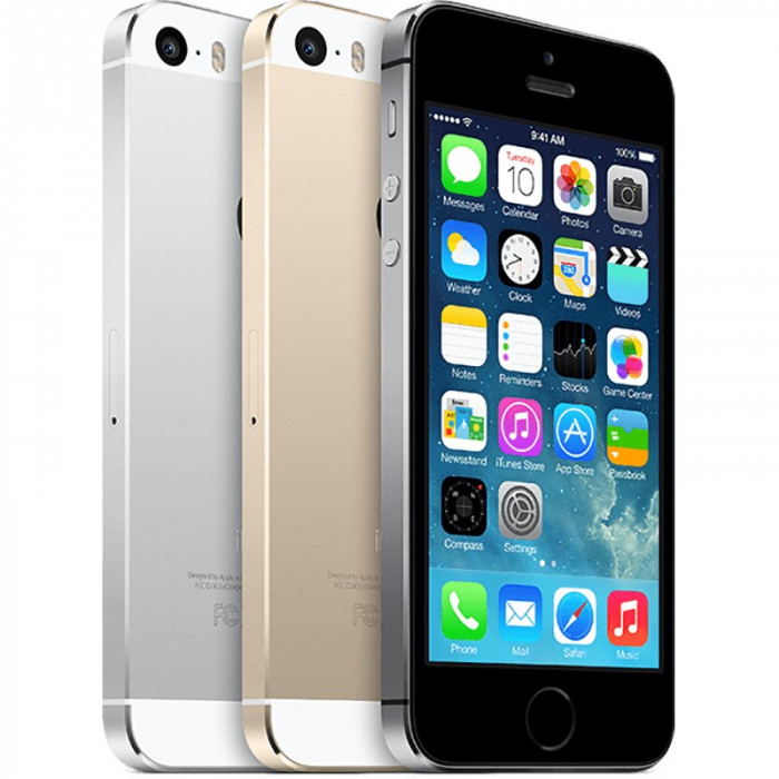 iPhone 5S 16GB Gri - Nou - Factory Unlocked foto mare
