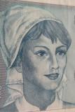 Bancnota 100 Dinari- Yugoslavia, anul 1992