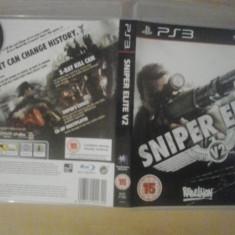 Sniper Elite V2 - Joc PS3 ( GameLand ) - Jocuri PS3, Shooting, 16+, Single player