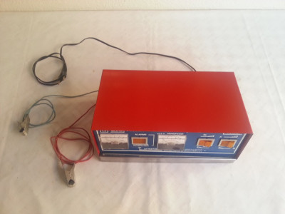 Redresor baterie auto 6V, 12V, 6A  - 159 lei foto