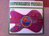 Meridiane melodii volumul 4 disc vinyl lp muzica pop usoara electrecord anii 70, VINIL