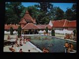 SEPT15-Vedere/Carte postala-Vata de Jos-Strandul-circulata, Printata
