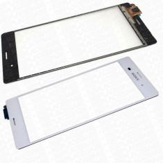 Touchscreen Sony Xperia Z3 alb - Touchscreen telefon mobil