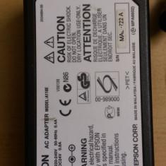 Alimentator Incarcator Epson 24V 0.8A Model A110E, Incarcatoare