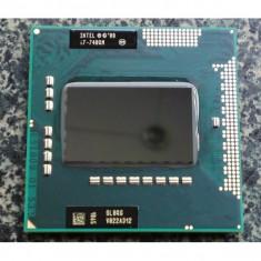 Procesor laptop Intel Core I7 740QM SLBQG 1.73GHZ / 4M Cache Socket G1