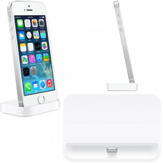 Original Apple iPhone 5 / 5S suport birou MF030ZM - Dock telefon