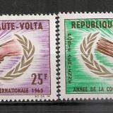 Volta Superioara.1965 20 ani ONU SV.41 - Timbre straine, Nestampilat