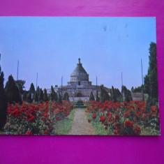 HOPCT 16195 MARASESTI -MAUSOLEUL EROILOR 1917 -JUD VRANCEA [NECIRCULATA] - Carte Postala Moldova dupa 1918, Printata