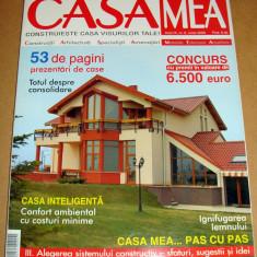 Revista CASA MEA - Nr. 6 Iunie 2006
