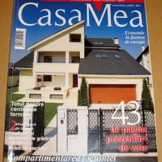 Revista CASA MEA - Octombrie 2008
