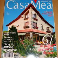 Revista CASA MEA - August 2008