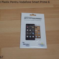 Folie De Plastic Pentru Vodafone Smart Prime 6 - Folie de protectie Vodafone, Lucioasa