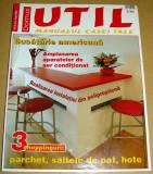 Revista Domus UTIL / Manualul casei tale - nr. 8 August 2007