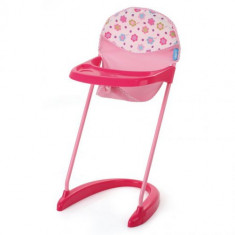 Scaun Servit Masa Papusi Spring Pink Hauck
