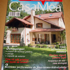 Revista CASA MEA - NR. 8 August 2009