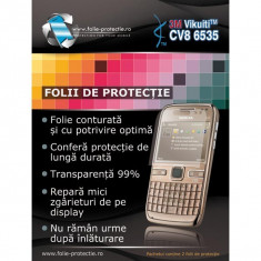Olympus FE 5000 folie de protectie (set 2 folii) 3M CV8 - Accesoriu Protectie Foto