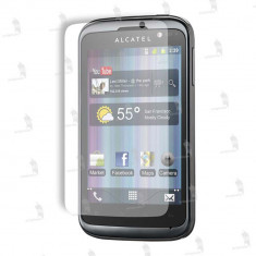 Alcatel One Touch 991 folie de protectie Guardline Ultraclear