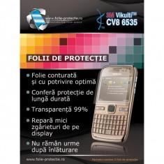 Panasonic Lumix DMC TZ7 folie de protectie (set 2 folii) 3M CV8 - Accesoriu Protectie Foto