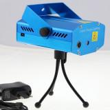 Laser Disco  Senzor muzica + TREPIED