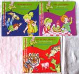 "Trei carti ""ENGLISH FOR CHILDREN / ENGLEZA PENTRU COPII"", V. Poenaru, 2008. Noi"