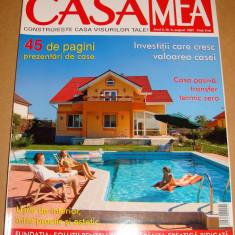 Revista CASA MEA - Nr. 8 August 2007