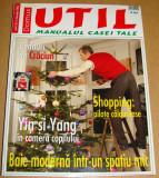Revista Domus UTIL / Manualul casei tale - nr. 12 Decembrie 2006