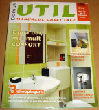 Revista Domus UTIL / Manualul casei tale - nr. 2 Februarie 2008