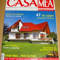 Revista CASA MEA - Nr. 11 Noiembrie 2006