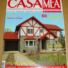 Revista CASA MEA - Nr. 3 Martie 2007