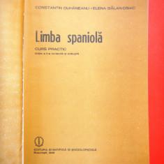 LIMBA SPANIOLA Curs practic Constantin Duhaneanu - Curs Limba Spaniola