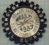 850 NEW INSIGNA - RALIURI TEHNICO APLICATIVE-BRAILA1983-ACR -starea care se vede