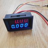 Voltmetru si Ampermetru digital 30V 3A 3000mA