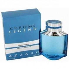Azzaro Chrome Legend EDT 125 ml pentru barbati - Parfum barbati Azzaro, Apa de toaleta