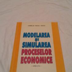 MODELAREA SI SIMULAREA PROCESELOR ECONOMICE- CAMELIA RATIU-SUCIU