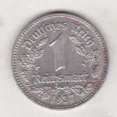 Bnk mnd Germania 1 reichsmark 1937 D, Europa