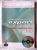 ADVANCED EXPERT CAE. Student's Resource Book. With Key + CD, Jane Barnes, 2004.