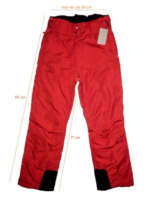 Pantaloni ski munte drumetii SCHOFFEL Venturi (dama 40- L) cod-260011 foto